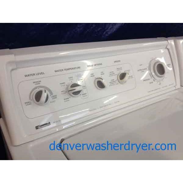 Kenmore 90 Series Washer Elite Dryer 1046 Denver