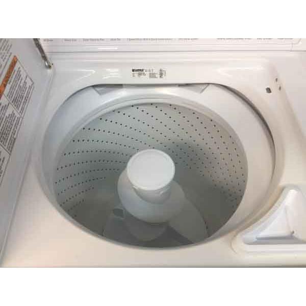 Great Kenmore 80 Series Washer/Dryer Set