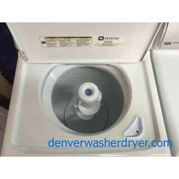 Real Nice Maytag Centennial Washer Dryer Matching Set