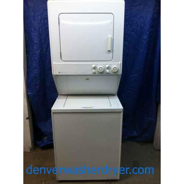 Maytag Full Size Stack W D 496 Denver Washer Dryer