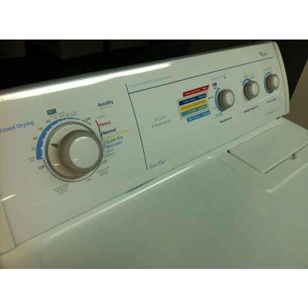 Whirlpool Ultimate Care Ii Washer Dryer Set 211