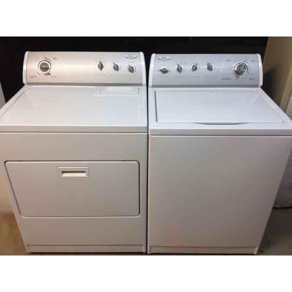 Whirlpool Ultimate Care Ii 140 Denver Washer Dryer