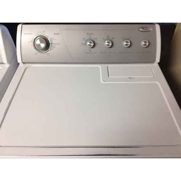 Whirlpool Ultimate Care Ii Washer Dryer 126 Denver