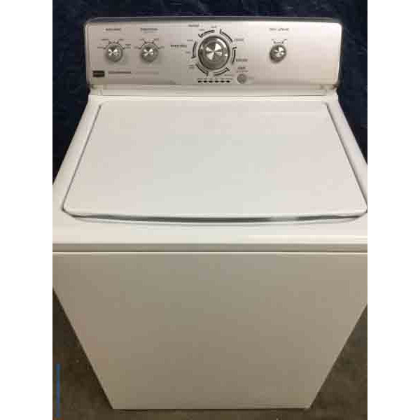 Marvelous Maytag Washer, Super Plus Capacity, 6-Cycle, Commercial Technology