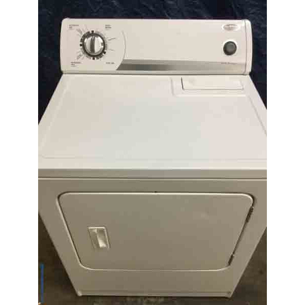 Hot Whirlpool Electric Dryer, Super Capacity, Quality Refurbished, 1-Year Warranty!