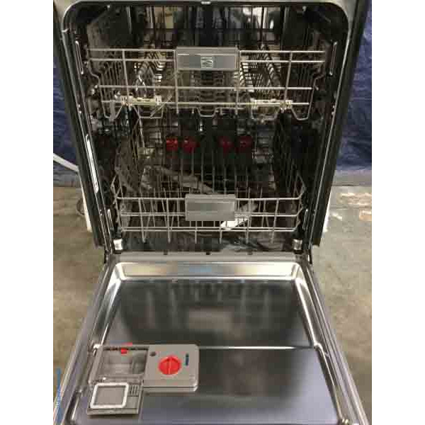 Used Stainless Dishwasher Kenmore Elite 24 Quot Built In