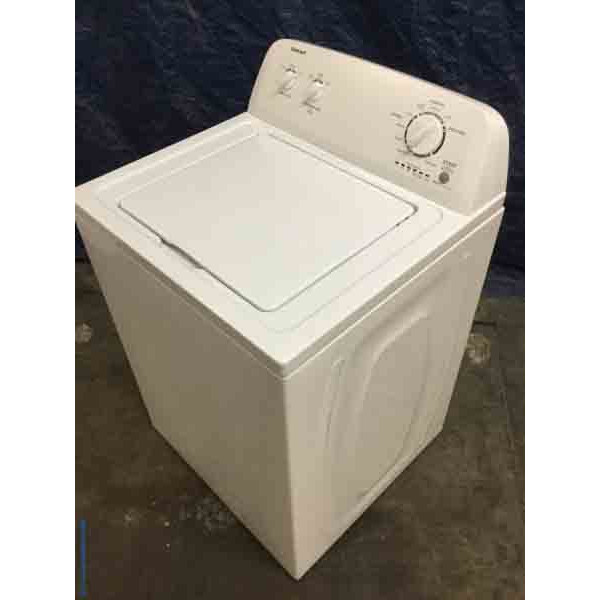 Full Sized Admiral(Maytag) Washing Machine, 7 Cycles, Super Capacity, 1-Year Warranty