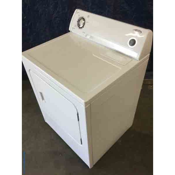 Hot Whirlpool Dryer, Electric, Full Size, 1-Year Warranty, Quality Refurbished
