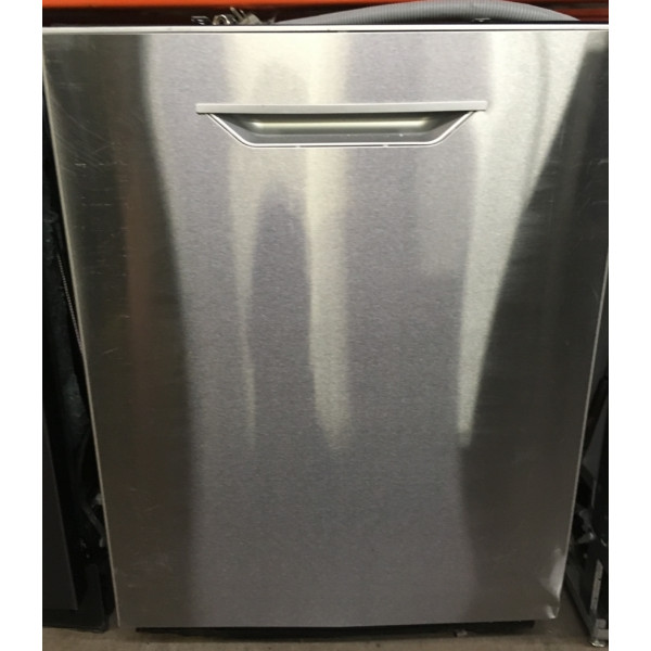 BRAND-NEW Insignia 24″ Built-In Stainless Top-Control Dishwasher, 1-Year Warranty