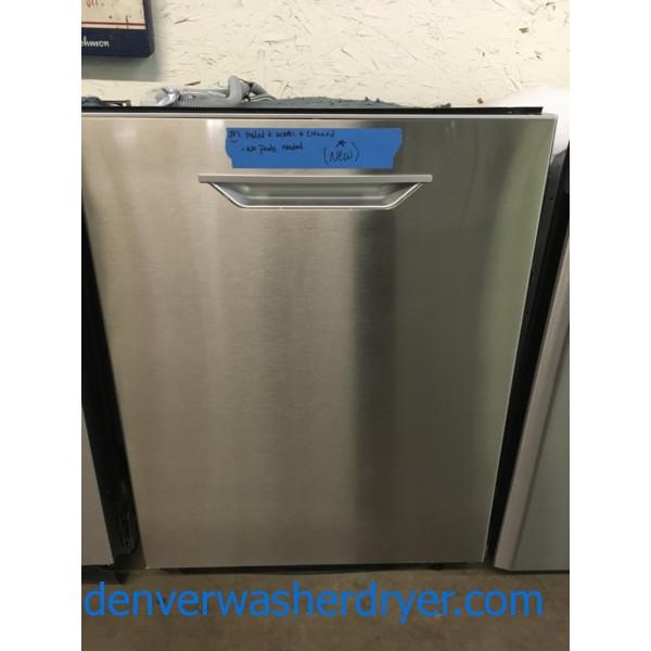 Insignia (Samsung) Dishwasher, 3-Rack, 1-Year Warranty