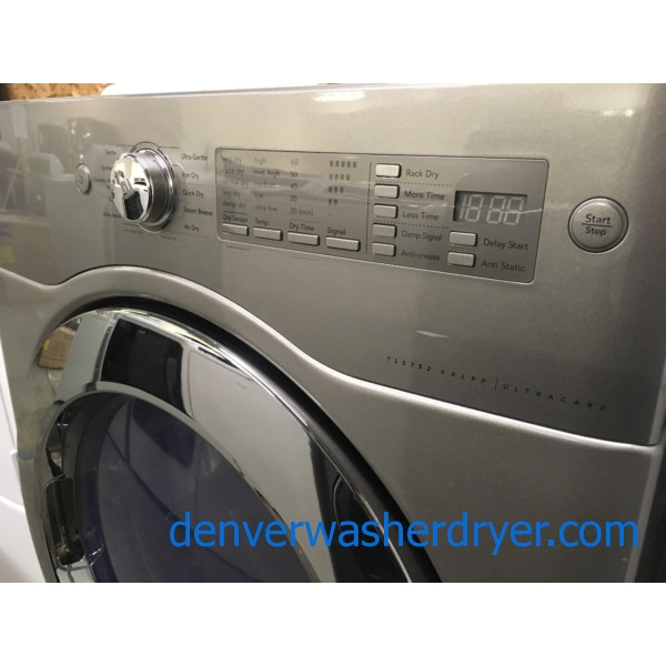 Superb ASKO XXL UltraCare Series Dryer, Front-Load, 27″, 220V, 7.3 Cu.Ft, Quality Refurbished, Swap Out Warranty, 1-Year