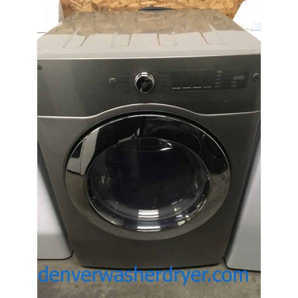 Superb ASKO XXL UltraCare Series Dryer, Front-Load, 27″, 220V, 7.3 Cu.Ft, Quality Refurbished, 30-Day Warranty!