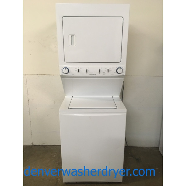 Beautiful Lightly Used Frigidaire Unitized Machine, Electric, HE, Energy-Star Rated, Quality Refurbished, 1-Year Warranty!