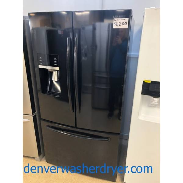Big Refrigerators, Counter Depth, Side By Side, French Door