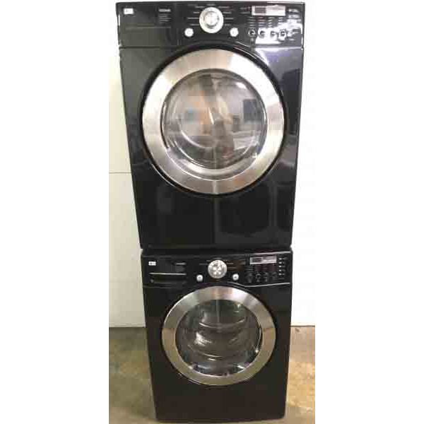 Lg Washer And Dryer Stackable