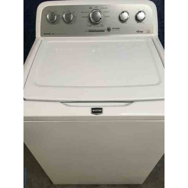 Fully Featured Maytag Washing Machine with 6-Month Warranty