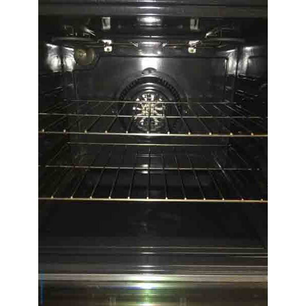 Stainless Frigidaire Gallery Range GlassTop Stove Convection Oven