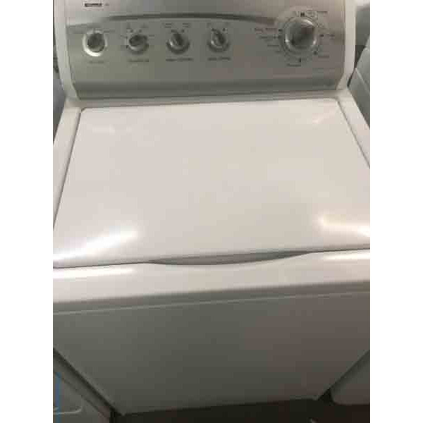 Single Kenmore 800 Series Direct Drive Washer