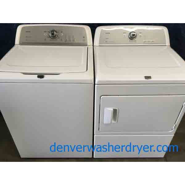 Marvelous Maytag Washer Dryer Electric 27 Quot Wide In