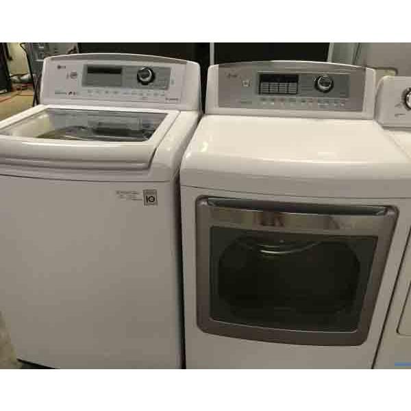 Current Inventory Denver Washer Dryer