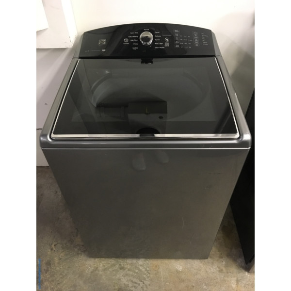 Beautiful Kenmore 700 Series Washer, HE, 5.3 Cu.Ft. Capacity, Wash-Plate Style, StainBoost Option, Clean Washer Cycle, Quality Refurbished, 1-Year Warranty!