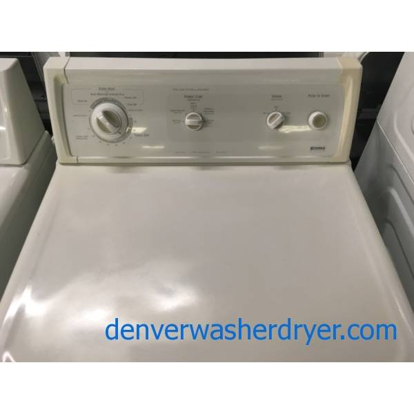 Heavy-Duty Kenmore ELITE Electric Dryer, 27″ Wide, Wrinkle Guard Option, 6.5 Cu.Ft. Capacity, Quality Refurbished, 1-Year Warranty!