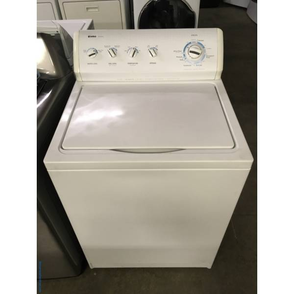 Kenmore 700 Series Washer, Agitator, 3.2 Cu.Ft. Capacity, Extra-Rinse Option, 27″ Wide, Quality Refurbished, 1-Year Warranty!