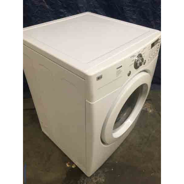 *Gas* LG Front-Load Dryer, 7-Cycle, Ultra Capacity, Sensor