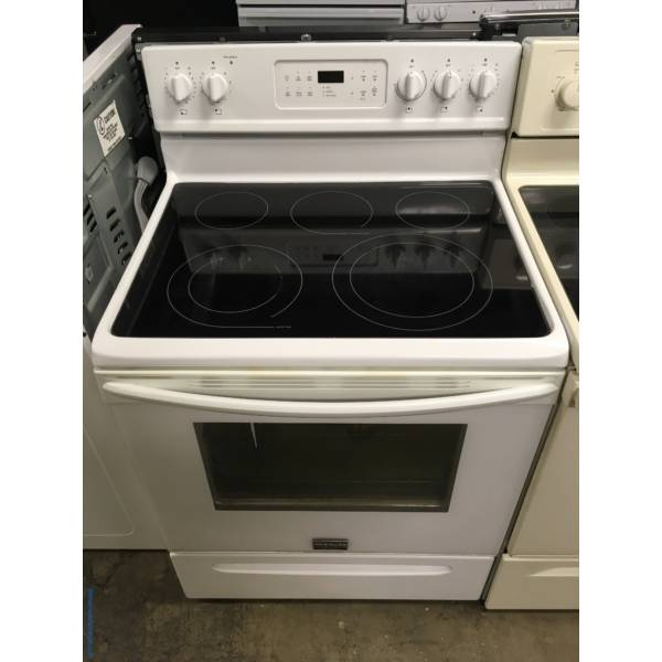 Great Frigidaire White Range Free Standing Gl Top 5 7