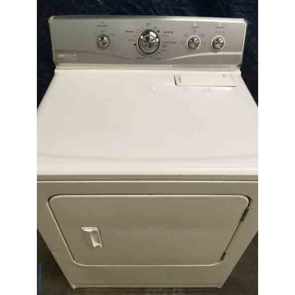 Newer Maytag Electric Dryer, Sensor Drying, 7.0 Cu. Ft., 1-Year Warranty!