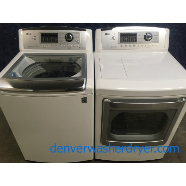 With True Steam Lg Wave Force Series Washer 5 0 Cu Ft
