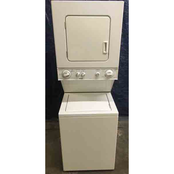 Kenmore 24″ Stackable, Direct-Drive, Heavy Duty, Quality Refurbished, 1-Year Warranty