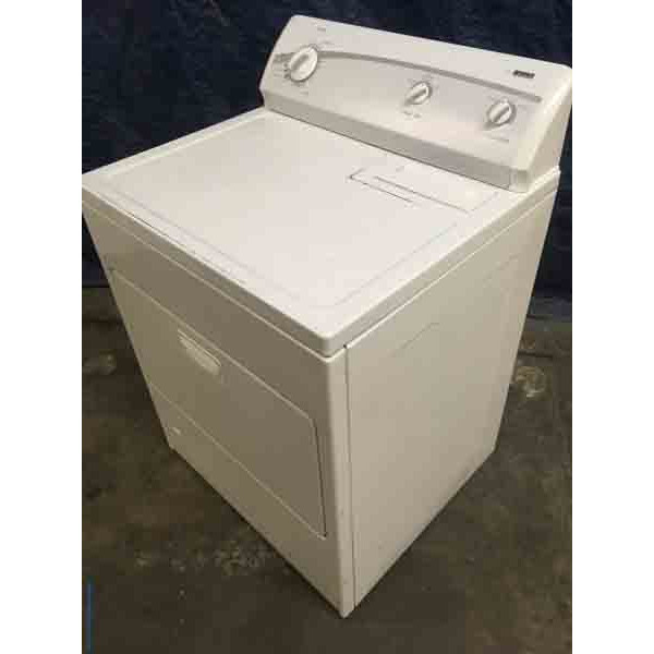Discounted Kenmore 500 Series, Gas Dryer, 1-Year Warranty