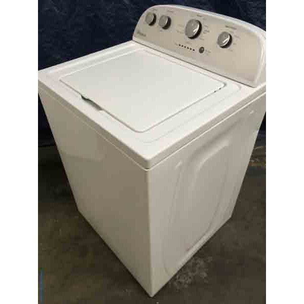 Whirlpool Top Load Washer, w/Agitator (3.6 cu. ft.) , 1-Year Warranty