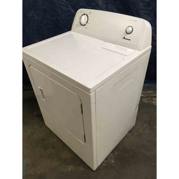 Amazing Electric Amana(Maytag) Dryer, 1-Year Warranty, Quality Refurbished!