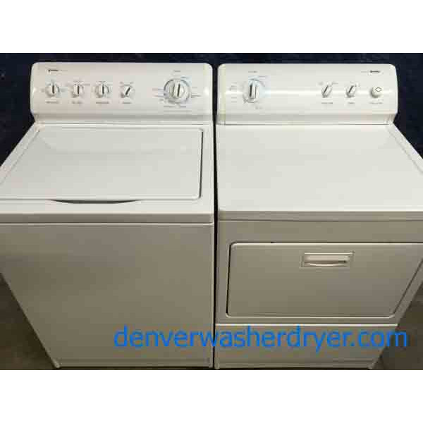 King Sized Kenmore 700 Series Washer & Dryer Set, w/ Direct Drive, 1-Year Warranty