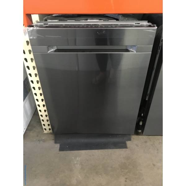 NEW! Samsung Black Stainless Dishwasher, Automatic Cycle, Speed Booster, Sanitize, Self-Cleaning, Zone Booster, 1-Year Warranty!