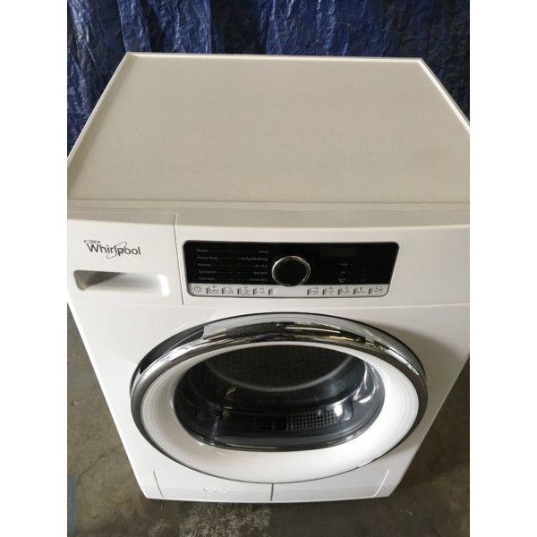 BRAND-NEW 24″ Whirlpool Stackable Front-Load Ventless Dryer 240v, 1-Year Warranty