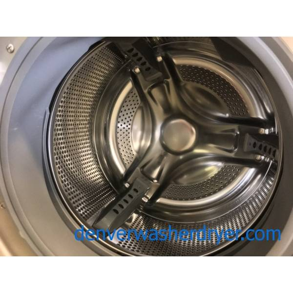 Sparkling Clean LG Front Load Washer & Dryer Set Quality Refurbished 1-Year Warranty