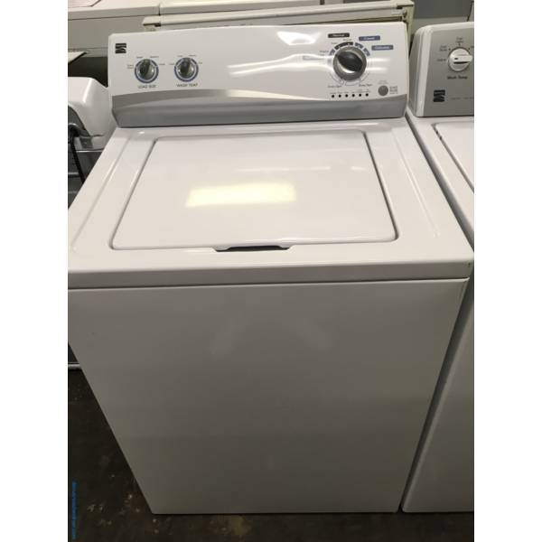 Kenmore V-Mod Top-Load Washer Quality Refurbished 1-Year Warranty