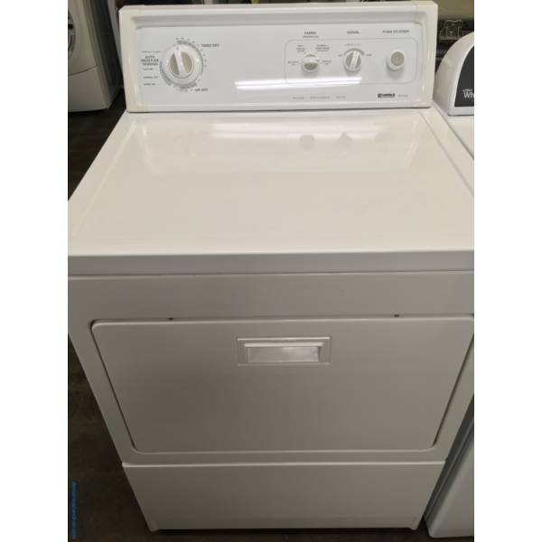 Fabulous Kenmore GAS Direct Drive Dryer Quality Refurbished 1-Year Warranty