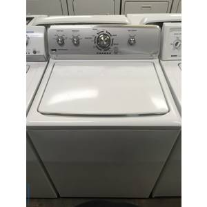 Maytag Centennial Top-Load Washer, Agitator, Auto-Load Sensing, Heavy-Duty, Fabric Softener Option, Quality Refurbished, 1-Year Warranty!