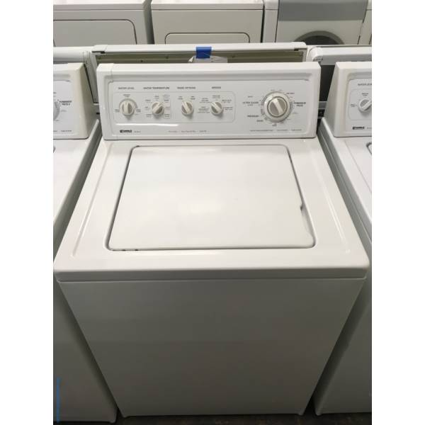 Heavy-Duty Kenmore 90 Series Washer, Super Capacity Plus, Agitator, Quality Refurbished, 1-Year Warranty!
