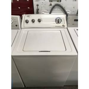 Whirlpool V-Mod Super Capacity Washer, Quality Refurbushed 1-Year Warranty