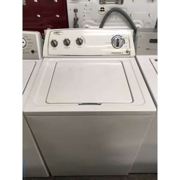 Whirlpool Direct Drive Washer Quality Refurbushed 1-Year Warranty