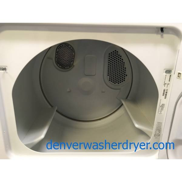 Really Nice Roper Electric Dryer Quality Refurbished 1-Year Warranty