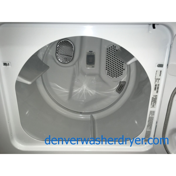 Brand New Maytag Bravo Series He Top Load Washer Amp Gas
