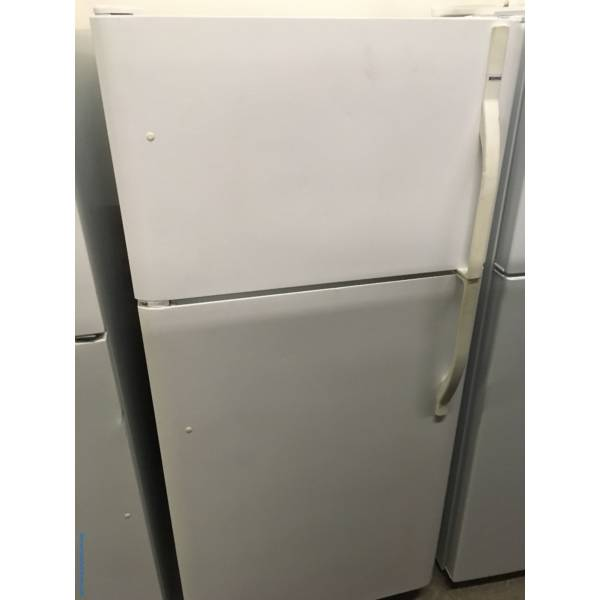 Gently Used Kenmore Top-Mount Refrigerator Quality Refurbished 1-Year Warranty