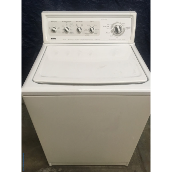 Quality Refurbished King Size Kenmore Elite Direct Drive Top