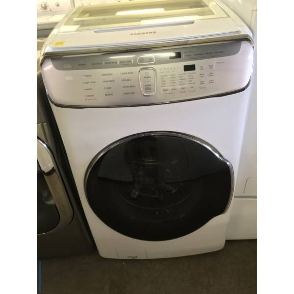 Super D-Duper Samsung Top-Load/Front Load Double Washer, BRAND NEW 1-Year Warranty